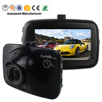 Best Design 158 Degree View Angle Full HD 1080P Car Black Box With Supper Capacitor Dash Cam