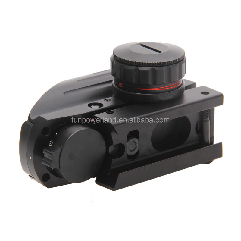 Funpowerland Hunting Scope with Red and Green Dot