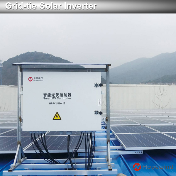 5kw Grid Tie Converter/inverter Good Quality High Power Plant