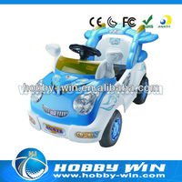 4 CH RC B/O Child tricycle Cross-country ride on Car electric three wheeler tricycle