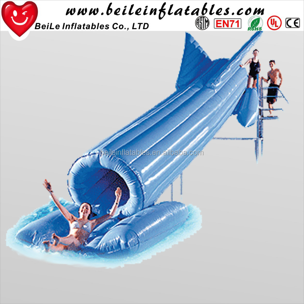 PVC Summer Water fun inflatable water <strong>slides</strong> for adult
