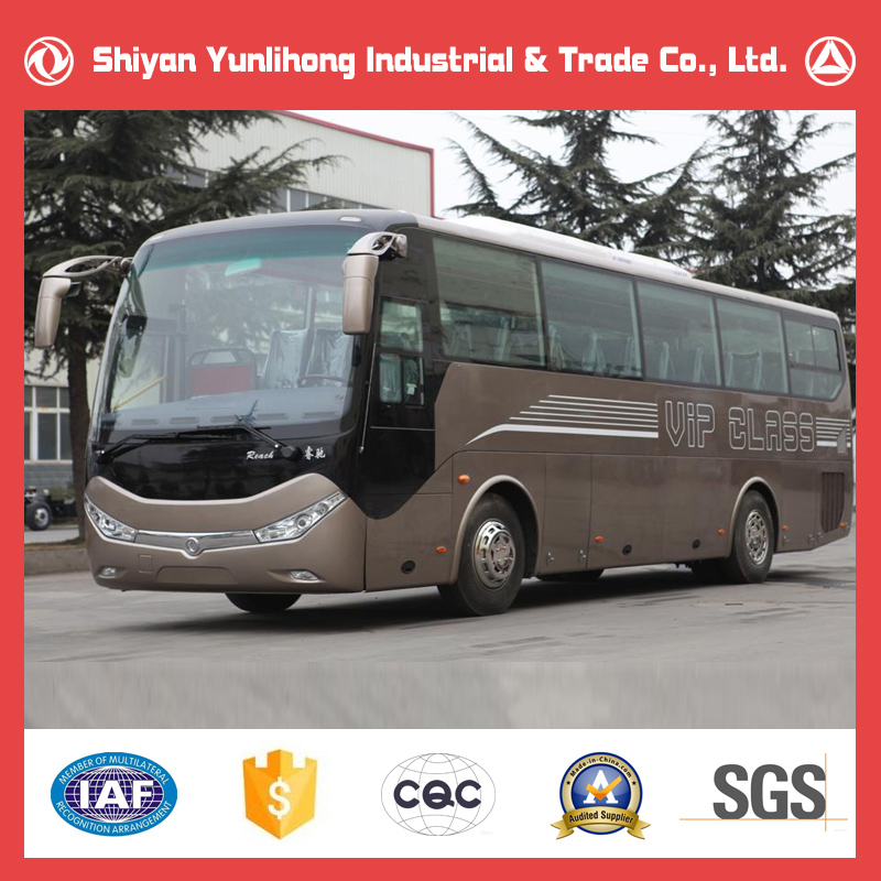 45 Seats Luxury Bus / Dongfeng 10m Bus / Price Of A New Coach