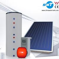 2016 new design passive solar pool heater