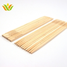 wholesale Custom eco-friendly bbq square bamboo stick
