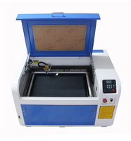 High Precision 50W CO2 Rubber Stamp Laser Engraving Machine