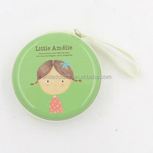 Wholesale Customized Printing Round Tin Coin Purse