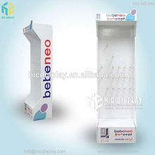 paper hanging display stand for mobile accessories