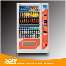 New Product Vending Machine With coin acceptor,bill acceptor ,card reader