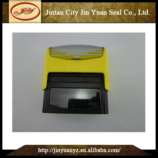 Wholesale New Age Products self-inking clear rubber stamp