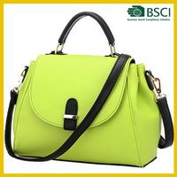 Factory best selling eel skin handbag