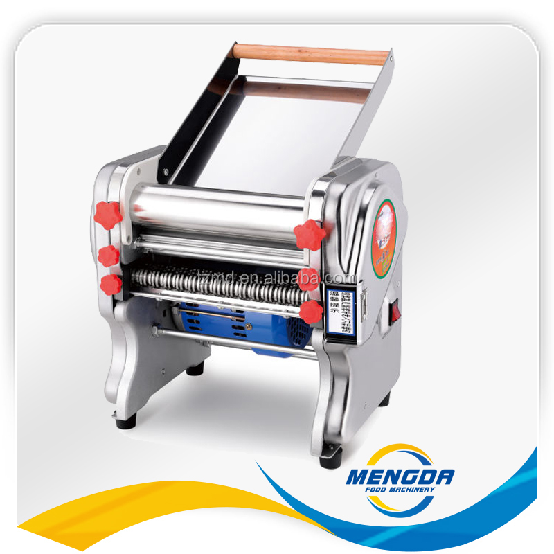 180 series stainless steel roller and knife automatic commercial fresh noodle maker