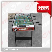 3ft hot sale wooden cheap foosball folding foosball table