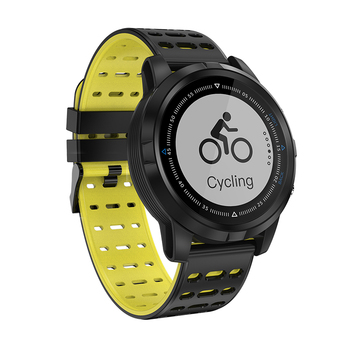 Hot sales N105  GPS Smart Watch Waterproof IP68 Heart Rate Monitor Men/Women Swimming Sport Fitness Tracker Wristwatch