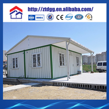 Light steel frame prefabricated sunny shed