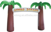 Hot sale inflatable finish arch, inflatable advertising arch