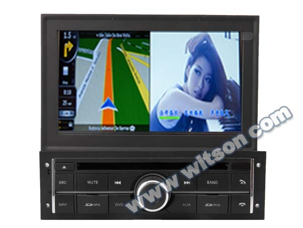 WITSON MITSUBISHI <strong>L200</strong> 2010-2012 CAR <strong>DVD</strong> MONITOR WITH A8 CHIPSET DUAL CORE 1080P