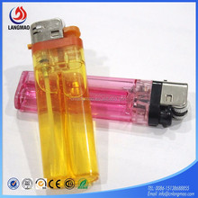 Beautiful and good quality electronic cigarette disposable gas lighter