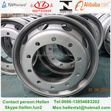 auto parts steel truck wheel made in china