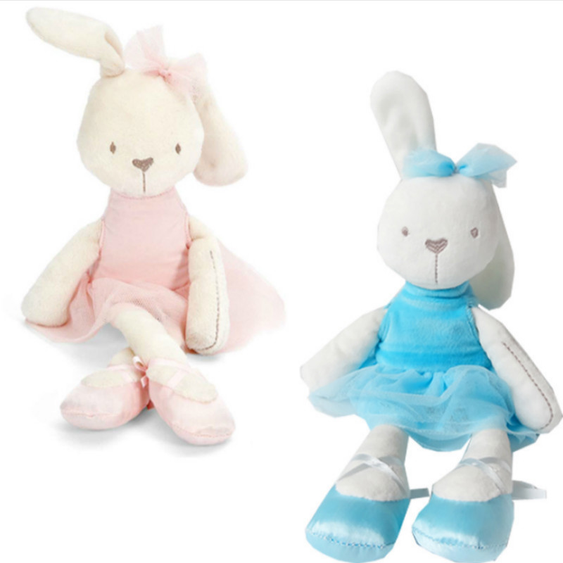 NEW Original Mamas&Papas Bunny Rabbit with Tags and CE 42CM Length Cute Lovely Baby Toys Plush for Kids Free Shipping HT3075