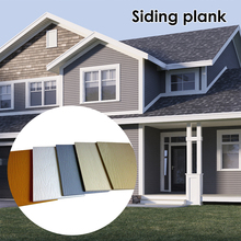 Wholesale Calcium Silicate Board Fiber Cement Siding With Wooden Surface