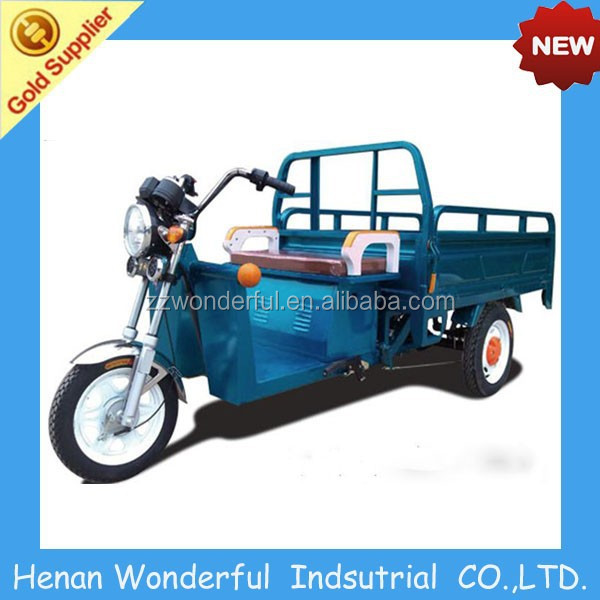 New arrival low consumption fashionable three wheel cargo motorcycles