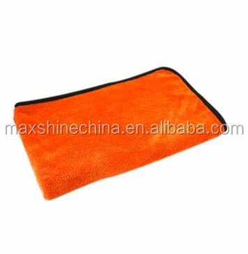 wholesale top quality car cleanig twisted loop magic drying microfiber towel