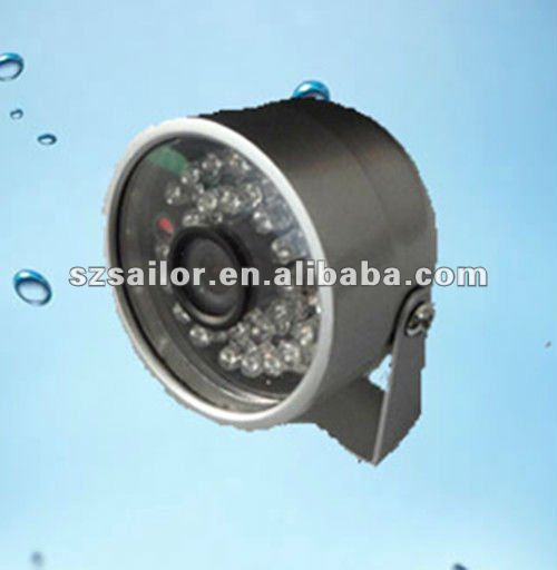 CCD waterproof IR night-vision bus/truck/taxi backup camera