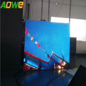 indoor Full Color LED Display/led /led TV/led sign led programmable display board P5 indoor