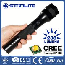 Police 21 led green light flashlight