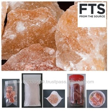 Himalaya Pink Rock Salt - Chunks / Blocs de sel
