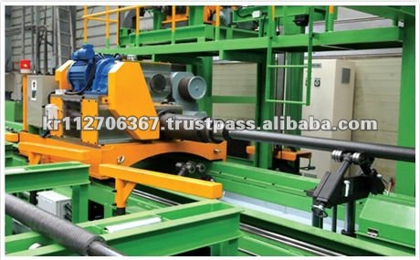 High Quality Fin Tube Machine