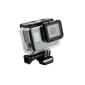 GoPros 5 waterproof housing with the base + screw