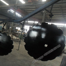 Agricultural harrow disc plough discs for sale