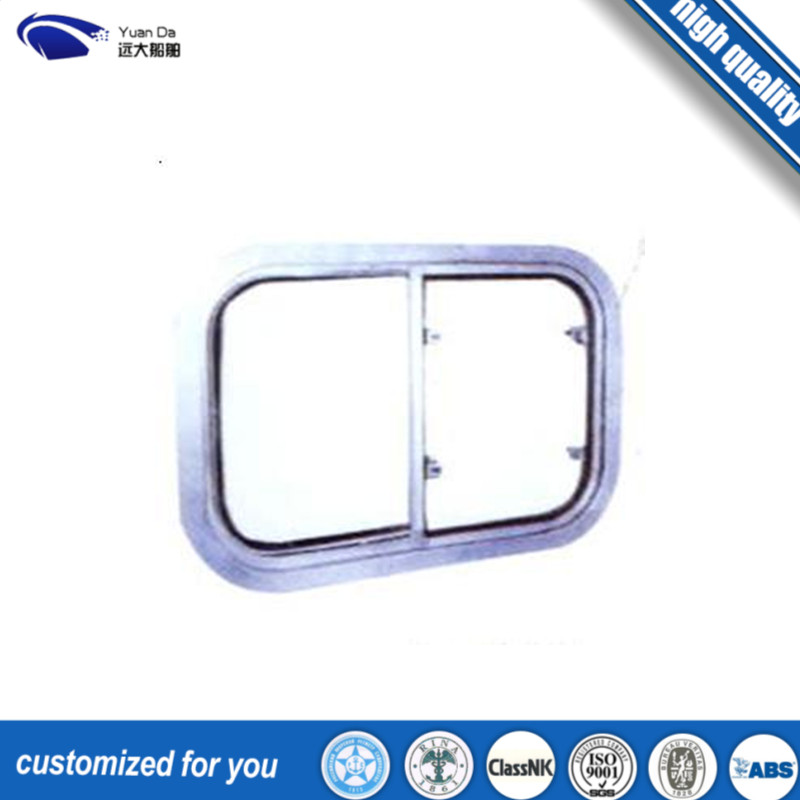 Boat Used Aluminum Profile Sliding Window