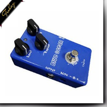 "Feshanm Company CP-19 Hot sale ""Blue ocean"" delay guitar effect pedal"