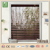 Painted bamboo roll up blinds popular