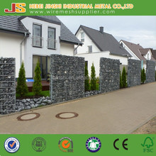 150x100x50 hot dipped galvanized Safety Barriers wire mesh welded gabion cage