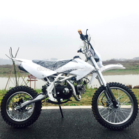 High Quality Used Heavy Dirt Bike 125CC Motocross with Alloy Rear Fork