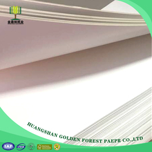 China wholesale coated duplex recycled hard paper board