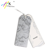 China Manufacturer trade assurance Price Paper Hang Tag for clothing