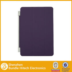 2013 New products for ipad mini single magnetic smart cover