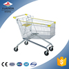 Superior European Style Zinc Plated Trolley