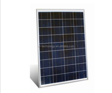 high efficiency 60W small Solar panel, CE approved for solar street lighting
