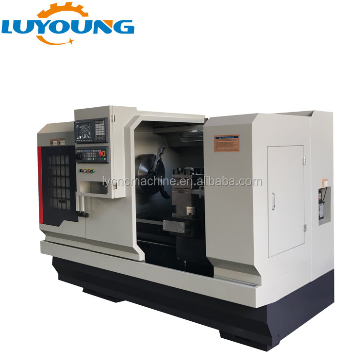 CWR28 CNC turning lathe machine metal for alloy wheels