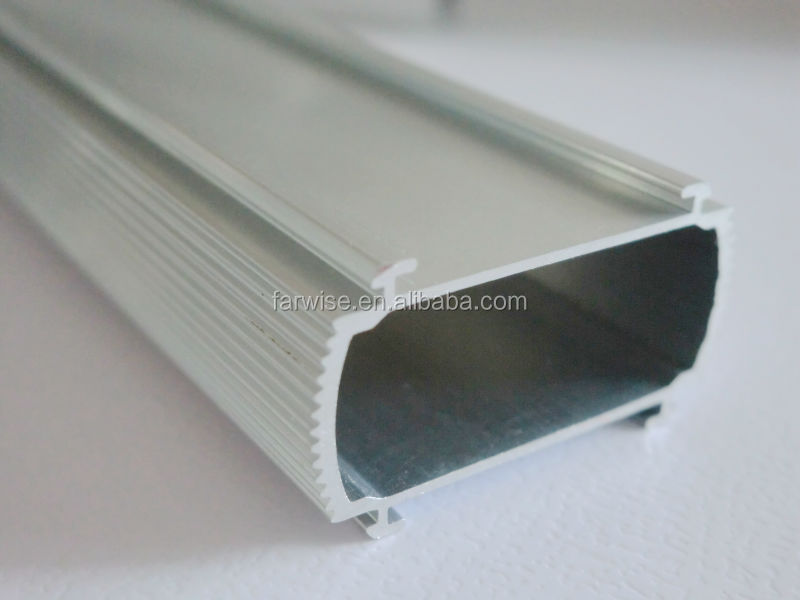 T10 Aluminum and PC LED Tube Lamp Shade B-7