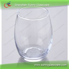 Machine blow big water glass cup