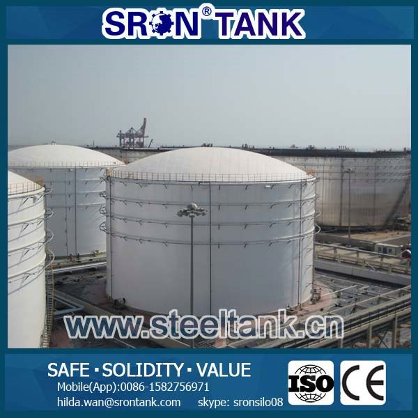 Customized Water Tank Roof , Hot Water Tank, Engineers Available Service Overseas