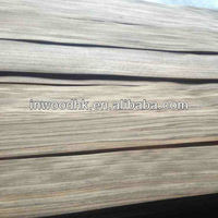 Fineline Africa Teak Wood Veneer for Plywood