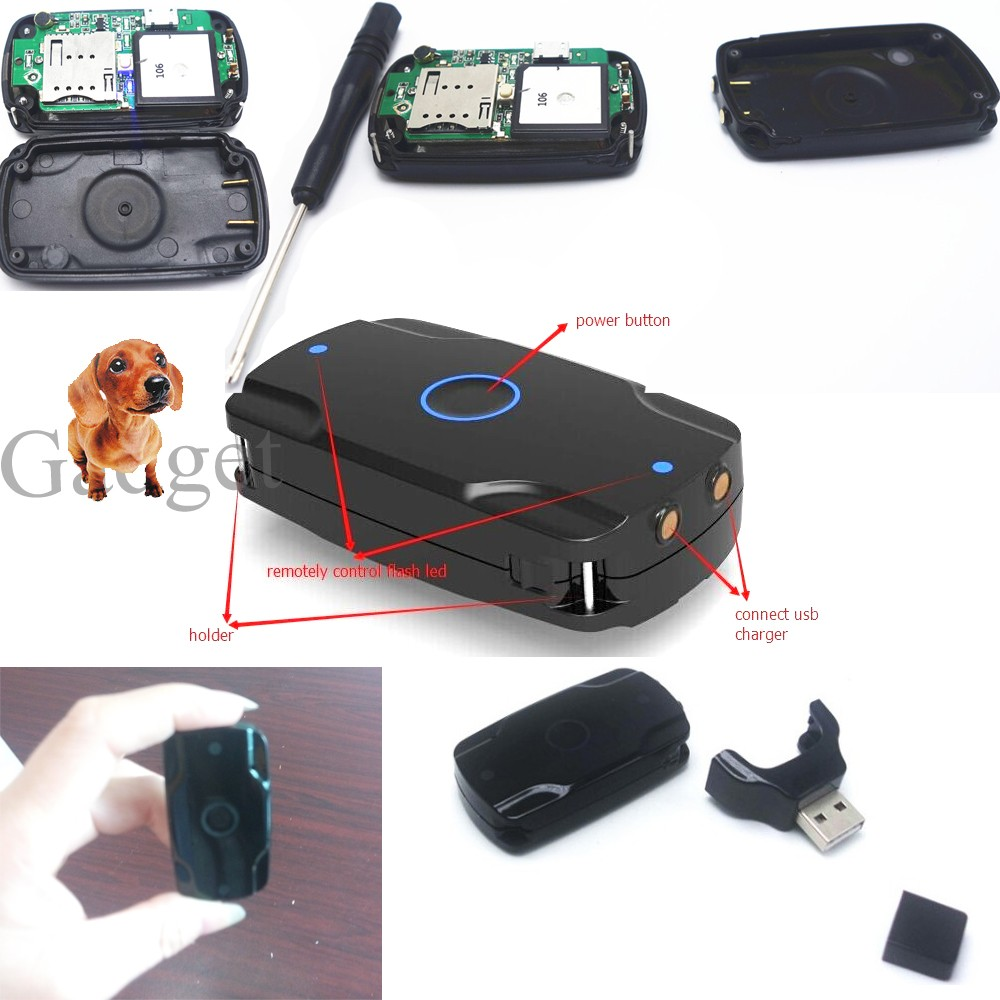 Mini Gps Cat Tracking Collars Gps Animal Tracking System