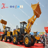 Construction Equipment Gold Mining 3T 630G Wheel Loader Made in China